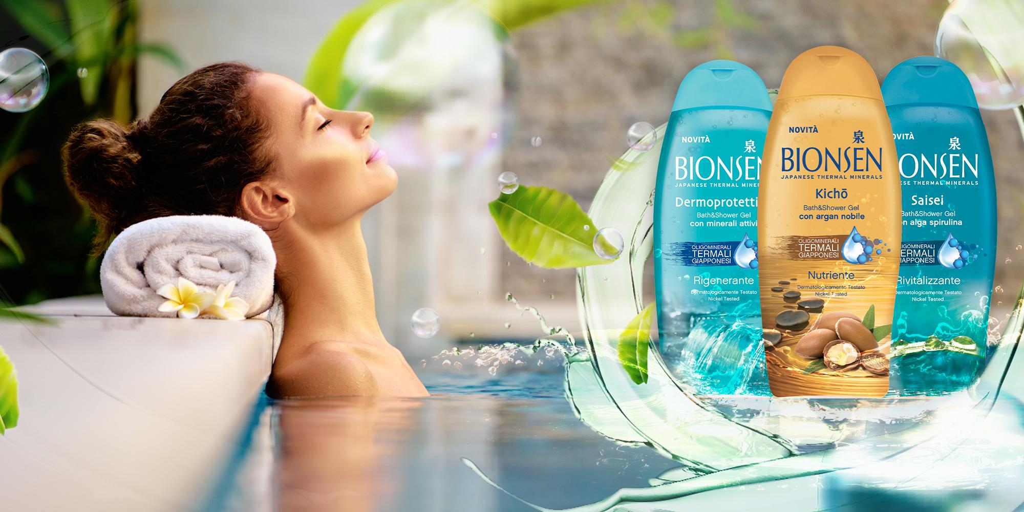 Bionsen - BATH & SHOWER