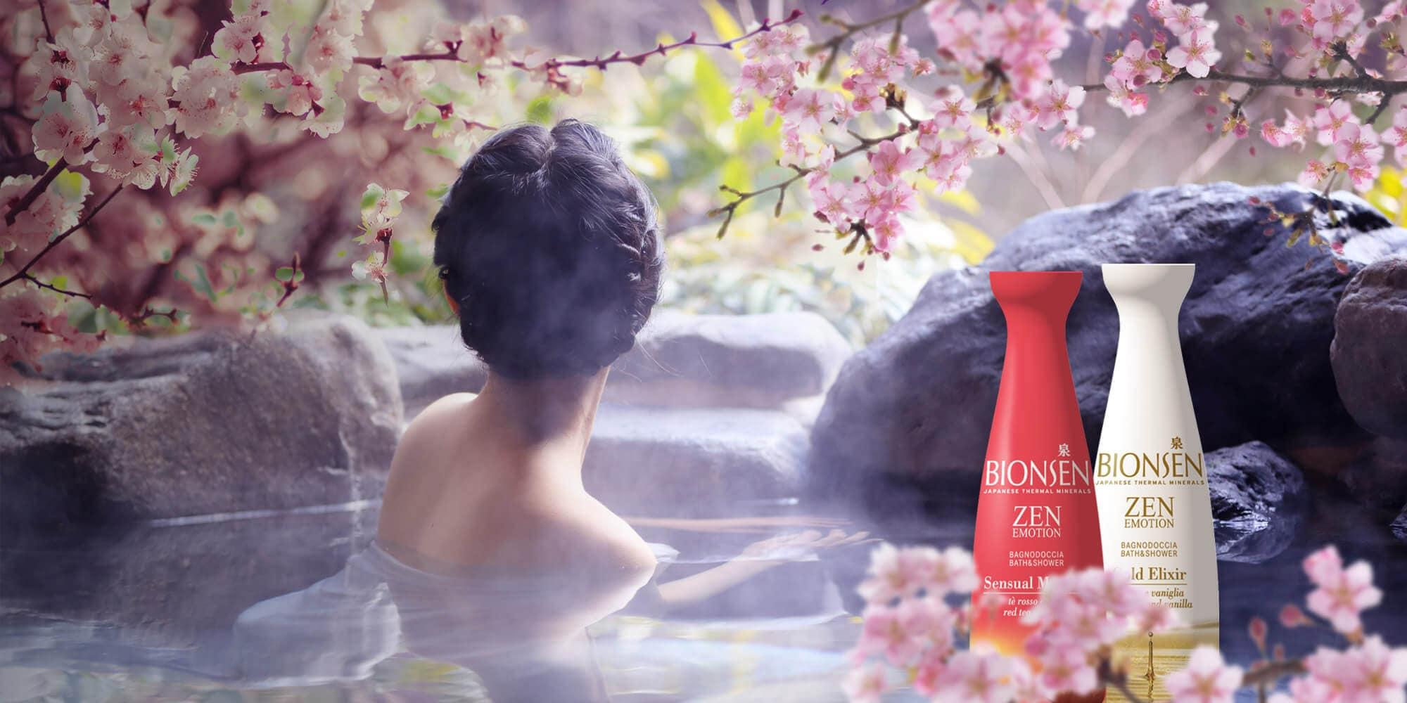 Bionsen - Zen Japanese Thermal Minerals